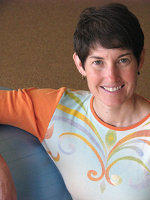 Lorrie Harper, Physical Therapist
